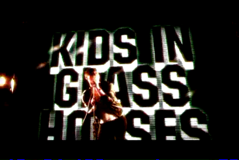 Kids In Glass Houses - Easy Tiger - Official Film Shoot