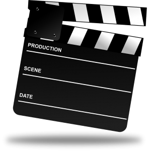 Clapperboard pic
