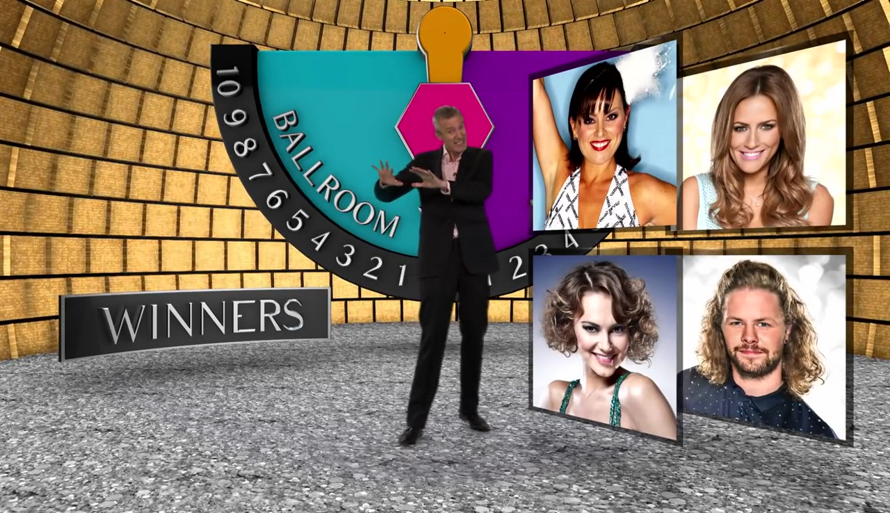 Jeremy Vine - It Takes Two - Video Graphics