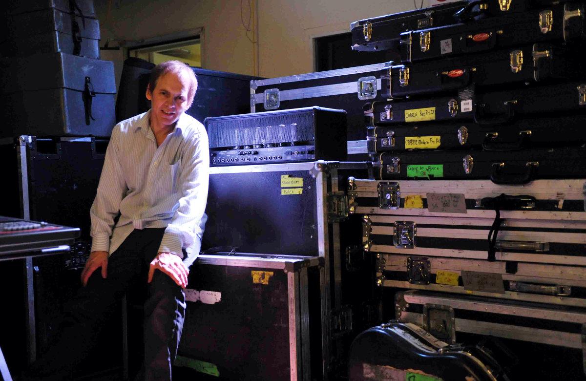 Musical Intrument Storage