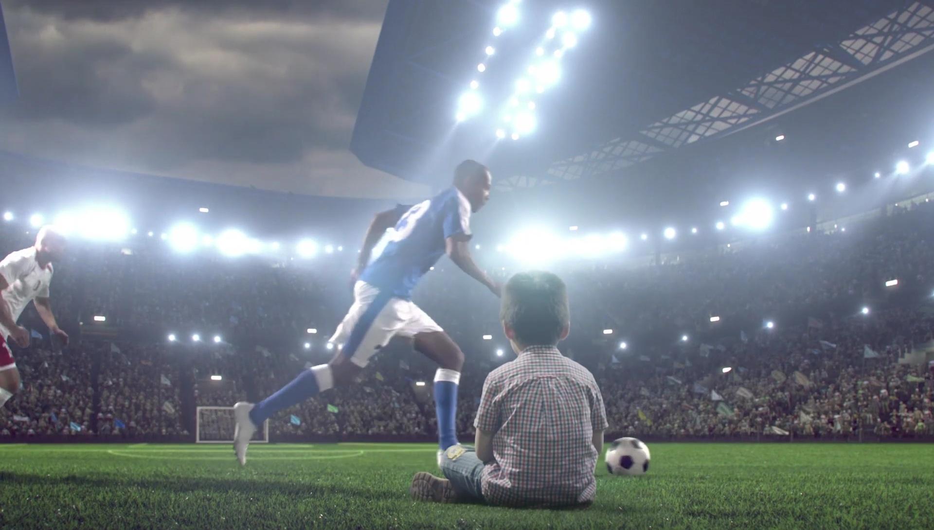 MX1 Football Stadium