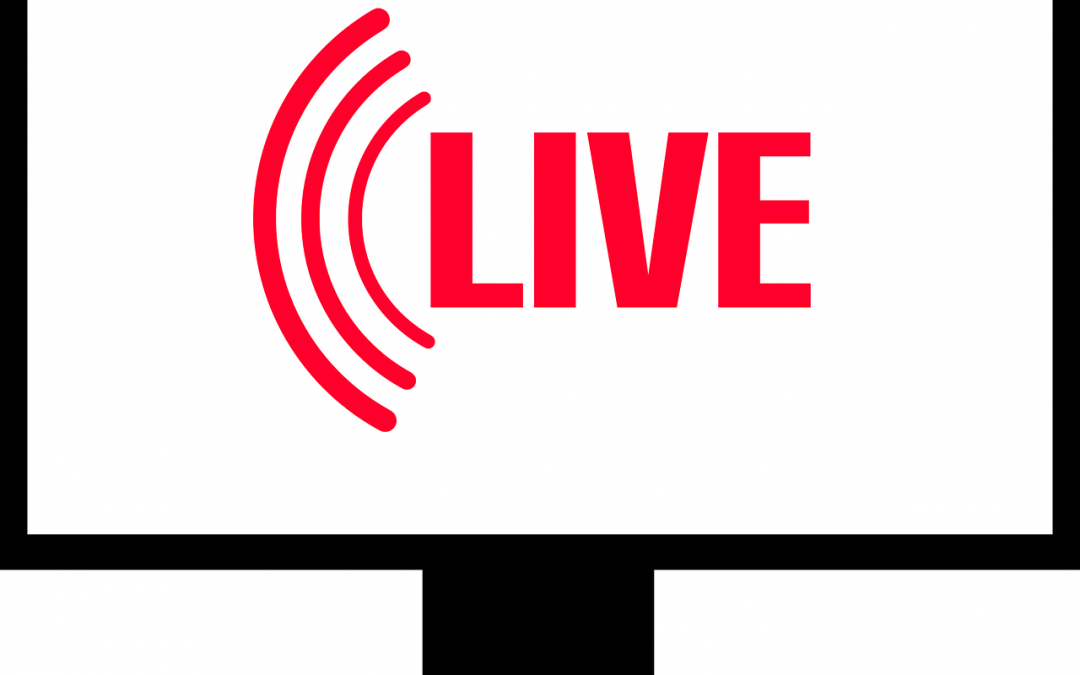 Live Streaming Broadcasts
